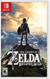The Legend of Zelda: Breath of the Wild - Nintendo Switch: more info