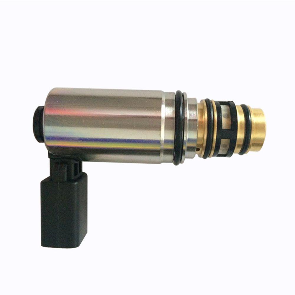 ACTECmax AC Compressor Control Solenoid Valve for SANDEN PXE14 PXE16 VOLKSWAGEN JETTA AUDI TIGUAN TOURAN