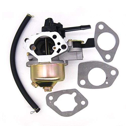 NIMTEK Carburetor with Mounting Gaskets for Honda GX390 13HP Engine Replace #16100-ZF6-V01 ()