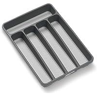 madesmart Classic Mini Silverware Tray Granite