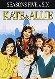 Kate & Allie Seasons five and six /6 DVD set