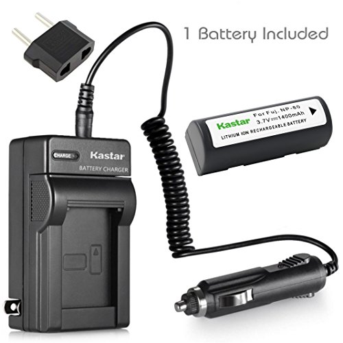 - Kastar Battery (1-Pack) and Charger Kit for Fujifilm NP-80 and Finepix 1700z 2700 2900z 4800/4900/6800/6900 Zoom MX-1700/2700/2900/2900z/4800/4900 MX-6800 MX-6900 Kodak DC4800 Kyocera Microelite 3300