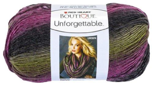 UPC 073650824524, Red Heart Boutique Unforgettable Yarn, Echo