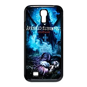Gators Florida USA-3 Music Band Avenged Sevenfold Print Black Case With Hard Shell Cover for SamSung Galaxy S4 I9500