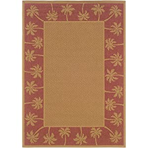 51Qdg-slS-L._SS300_ Palm Tree Area Rugs and Palm Tree Runners