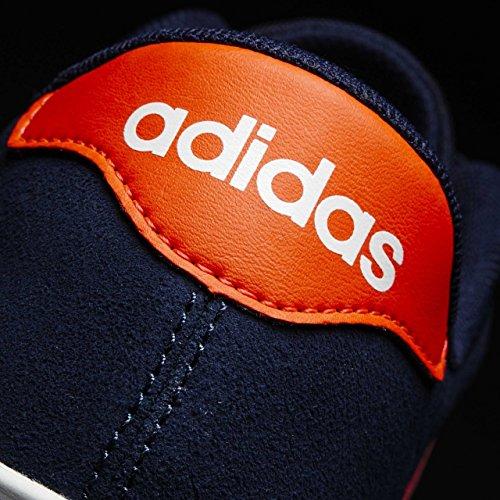 adidas DAILY TEAM K - Zapatillas deportivaspara niños, Azul - (MARUNI/ROJSOL/FTWBLA), 30
