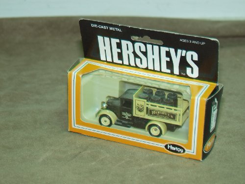 Milk Tanker Trucks - Hershey's Chocolate Milk Die-Cast Tanker Truck