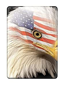Ipad Air Case Slim [ultra Fit] The Patriot Protective Case Cover