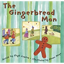 The Gingerbread Man by Hugh Lupton (2003-03-01)