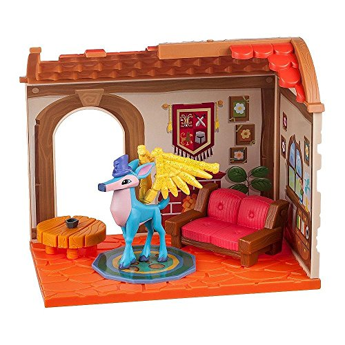 Animal Jam Small House Den With Limited Edition Winged Deer Playset by Animal Jam