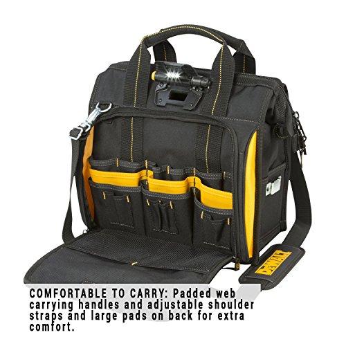 DEWALT DGL573 Lighted Technician's Tool Bag by DEWALT (Image #2)