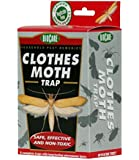 Springstar S1524 Jumbo Clothes Moth Trap (Pack of 2)