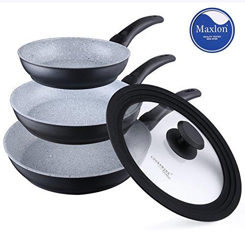 Cooksmark Faraday Induction Compatible Dishwasher Safe