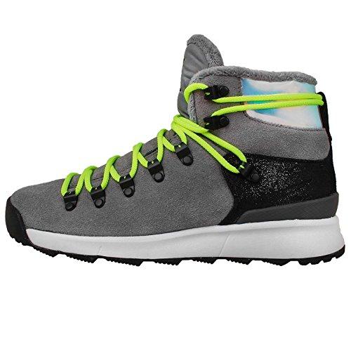 Nike Womens Wmns Zoom Mid Astoria, Cool Platino Grigio / Nero-puro, 6,5 Us