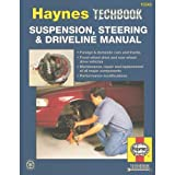 img - for Suspension, Steering & Driveline Manual book / textbook / text book