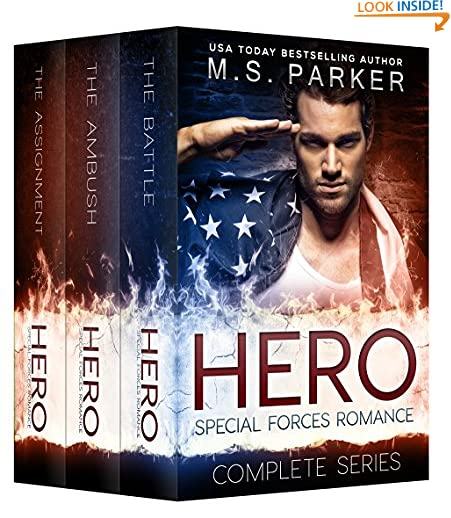 Hero: Complete Series Box Set: Special Forces Romance by M. S. Parker