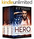 Hero: Complete Series Box Set: Special Forces Romance