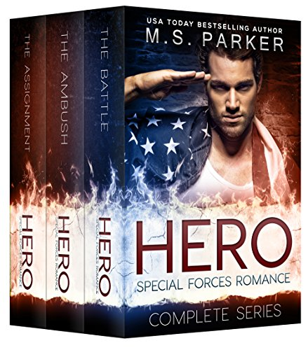 (Hero: Complete Series Box Set: Special Forces Romance)