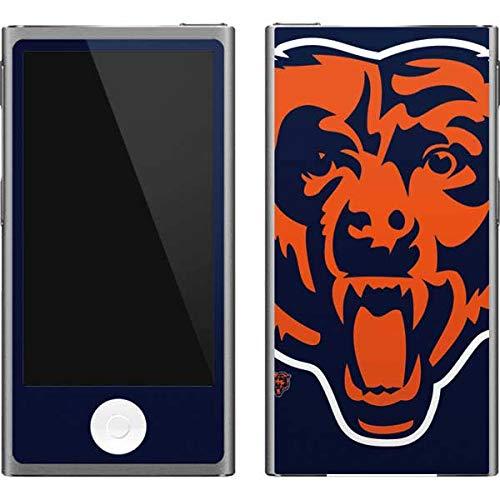 Chicago Bears Nfl Nano - Skinit NFL Chicago Bears iPod Nano (7th Gen&2012) Skin - Chicago Bears Large Logo Design - Ultra Thin, Lightweight Vinyl Decal Protection