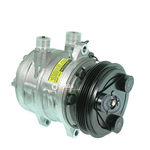 New Seltec OEM AC A/C Compressor Fits: All BOBCAT WITH 4 GROOVES Replaces: 48842080