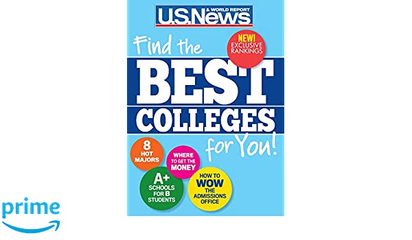 Us News Best High Schools 2020 Best Colleges 2020: Find the Right Colleges for You!: U.S. News