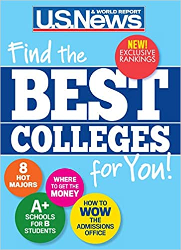 Best Majors 2020 Best Colleges 2020: Find the Right Colleges for You!: U.S. News