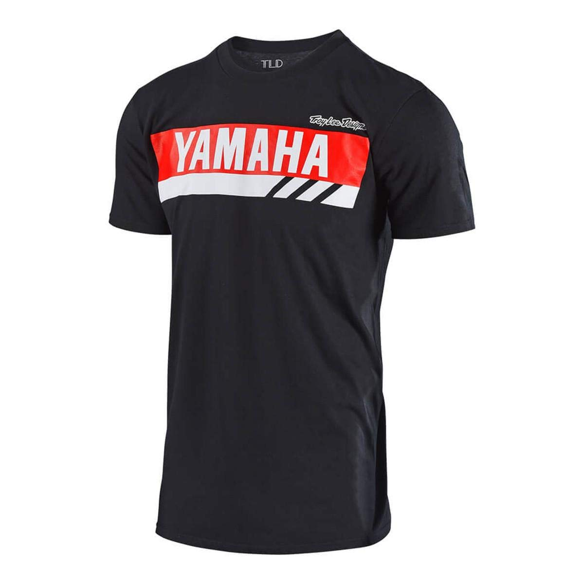 Troy Lee Designs Yamaha RS1 Mens Short Sleeve T-Shirt Black SM 701645222