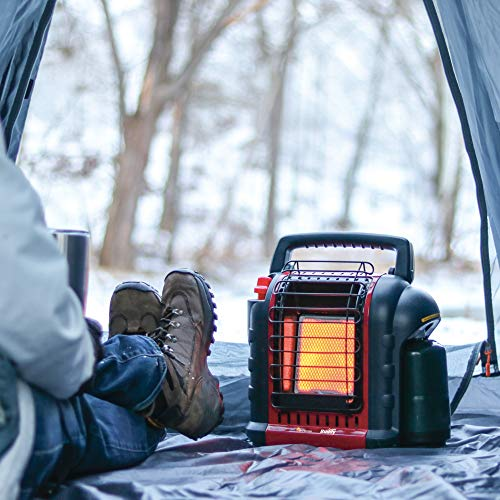 Mr. Heater Portable Buddy (MH9BX) Review​