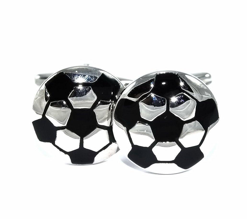 Gemelolandia - Gemelos balón fútbol de forma redonda, color blanco ...