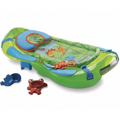 fisher price 3 stage baby bath - 6