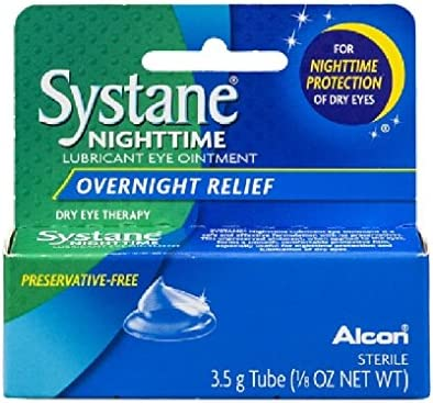 PACK Nighttime Lubricant Ointment Overnight