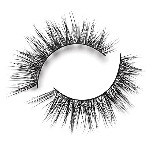 Lilly Lashes Luxury Collection Luxe   False Eyelashes   Natural Look and Feel   Mink   Stackable & Reusable   Non-Magnetic   100% Handmade & Cruelty-Free