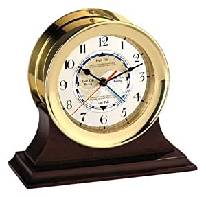 Authentic Models Sc044 Wood Base For Clocks Home Kitchen