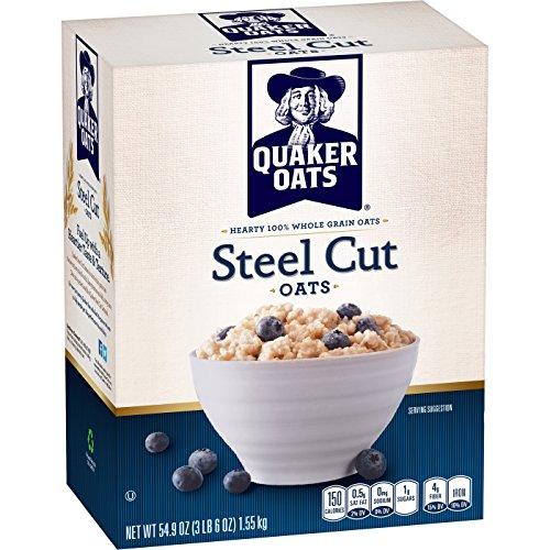 quaker oats steel cut - 9