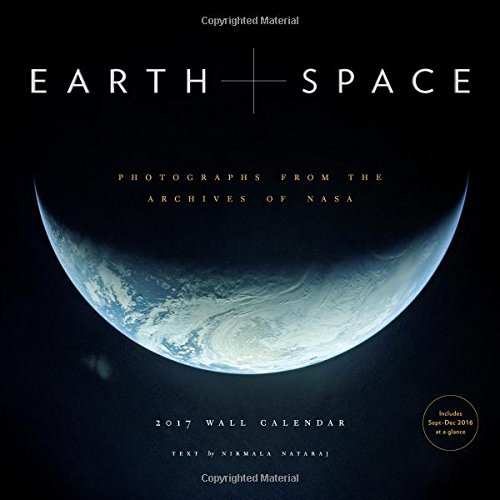 Earth and Space 2017 Wall Calendar / Calendar
