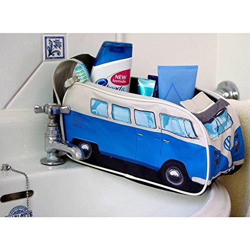 Where Can I Buy A Volkswagen Bus: VW Volkswagen T1 Camper Van Toiletry Wash Bag