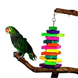 Bella BirdCo Medium Buzzsaw Bird Toy review