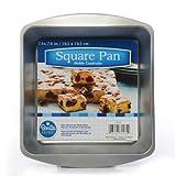 Metal Square Baking Pan 239x208x50mm, Case of 48