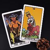 Tarot Cards,78 Tarot Cards Deck Set,Tarot