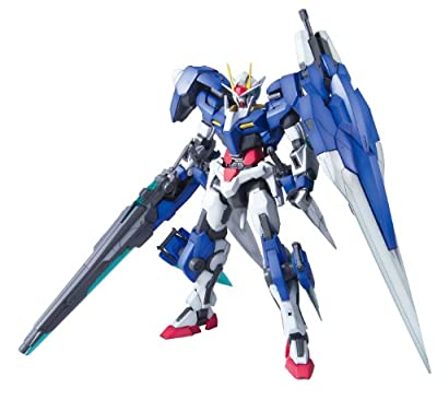Bandai 00 Gundam Seven Swordg 1100 Master Grade from Bandai Hobby