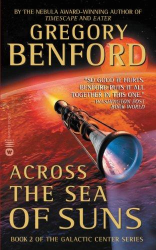 (Across the Sea of Suns (Galactic Center Book 2))