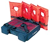 ": Kwik Tek PFD-T4 ""T-BAG"" T-Top and Bimini Top Storage Pack"