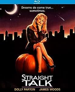 Straight Talk (Special Edition) [Blu-ray]