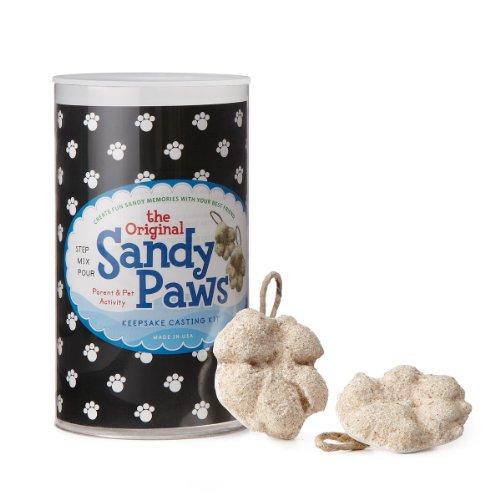 Spots and Ladybugs, LLC Sandy Paws Casting Kit - Original White White