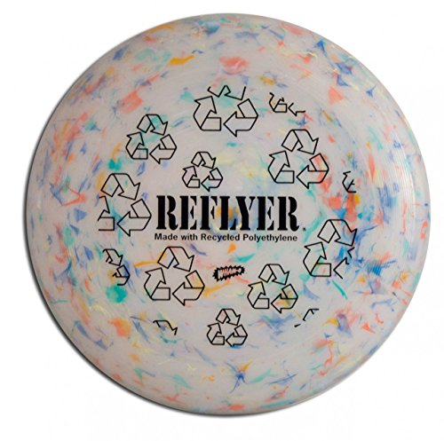 Wham-O Reflyer 175 Gram Recycled Ultimate Frisbee (Recycled Frisbee)
