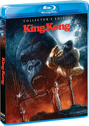 King Kong (1976) Collector's Edition - Blu-ray