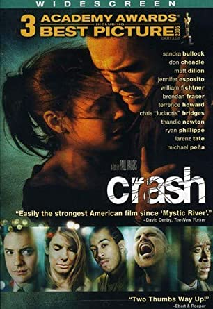 Amazon com: Crash (Widescreen Edition): Don Cheadle, Sandra