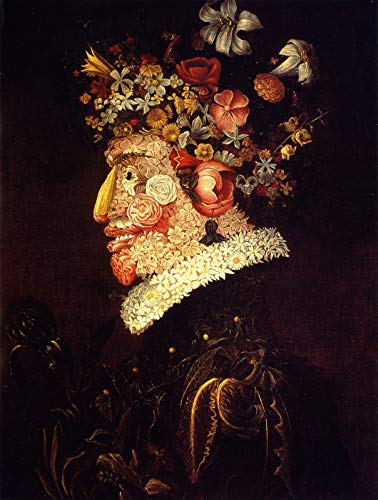 - Giuseppe Arcimboldo Spring 1572 Private Collection 30