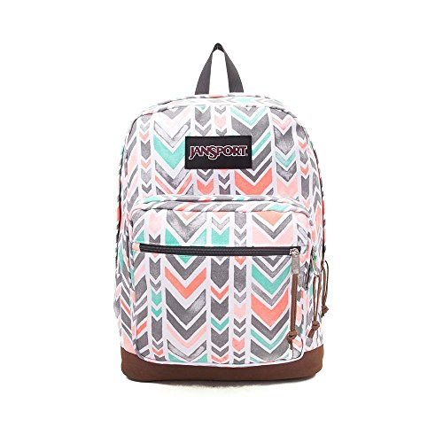 JanSport Superbreak Backpack (Chevron 17521)