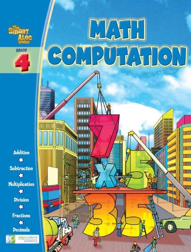 [Math Readiness: Grade Grd-4 (The Smart Alec Series)] (Grd Series)